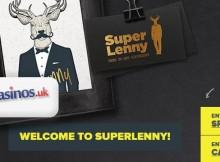 New UK Casino: SuperLenny Casino
