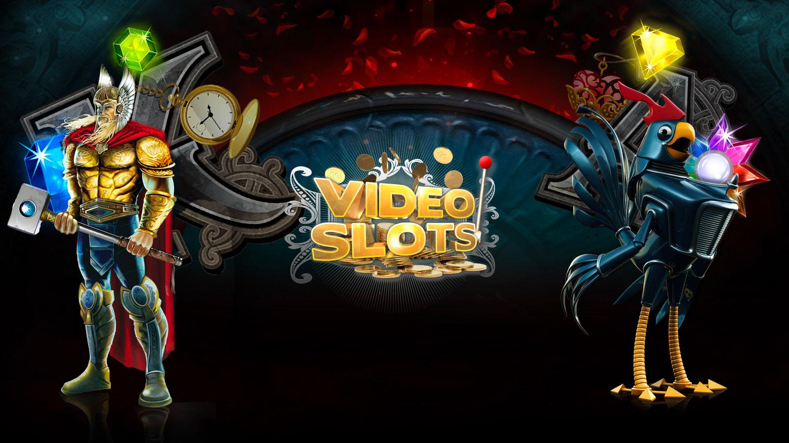 videoslots онлайн казино